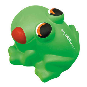 Frog Themed Promotional Items - Frog Shaped Stress Relievers