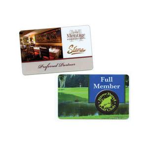 Membership Cards -