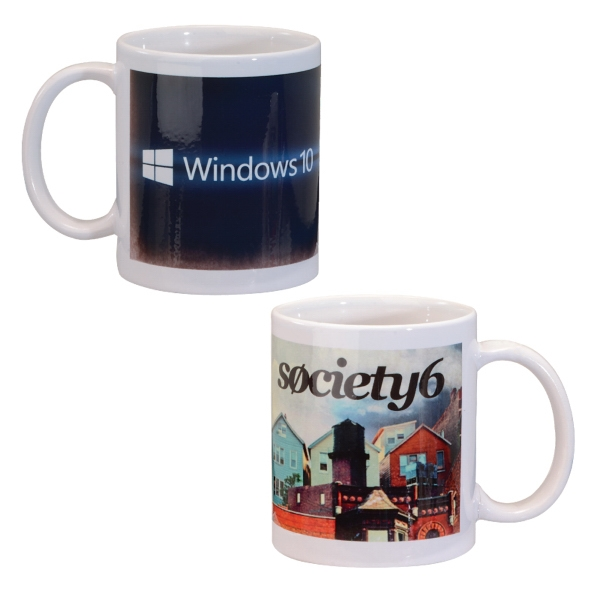 Custom Imprinted Full Color Mugs