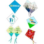Custom Printed Full Color Kites