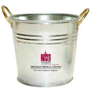 Restaurant Promotional Items - Galvanized Buckets
