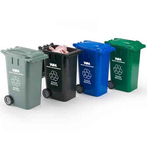 Desktop Mini Trash Cans -