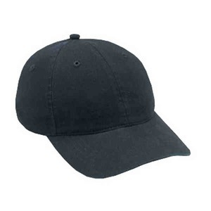 Baseball Caps and Hats - Garment Washed Cotton Twill Baseball Caps and Hats