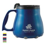 Custom Imprinted Gift Bagged Stainless Steel Travel Mugs