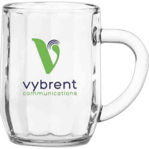 Custom Imprinted Glass Mugs!