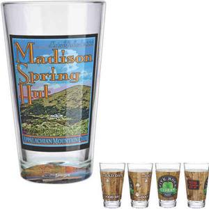 Custom Imprinted Glass Pint Glasses!