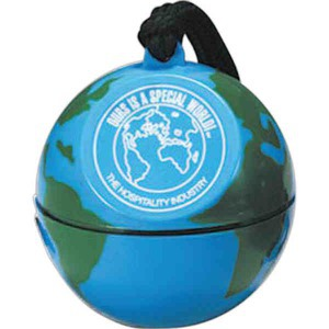 Globe and Earth Promotional Items - Globe Ponchos