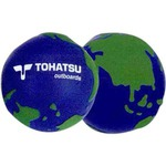Custom Engraved Globe Stress Balls