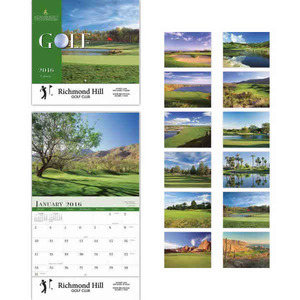 Appointment Calendars - Golf Appointment Calendars