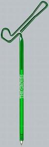 Golf Bent Shaped Pens -