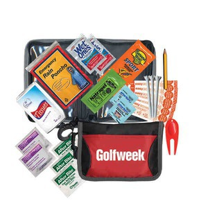 Customized Golf First Aid Kits!