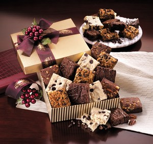 Home Style Cookie and Brownie Food Gifts -