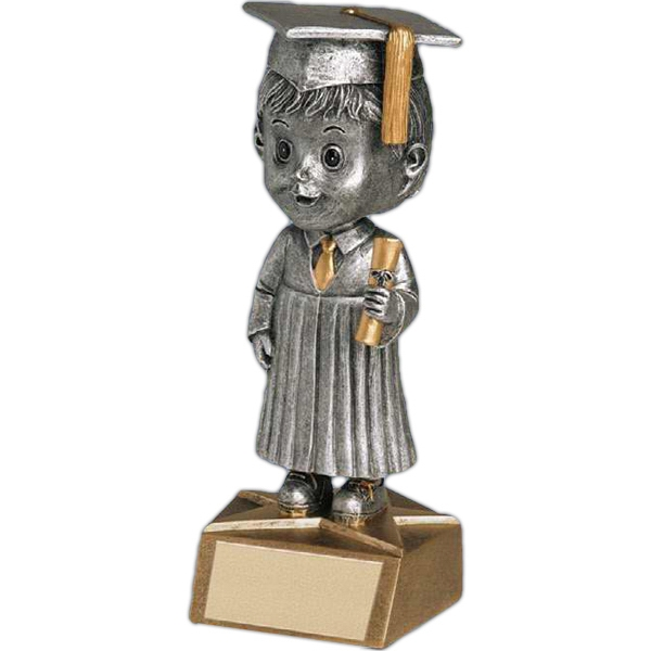 Custom Imprinted Graduate Bobbleheads