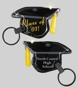 Custom Printed Graduation Themed Keychains!