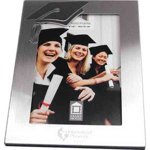 Custom Imprinted Graduation Themed Picture Frames!