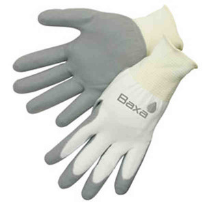 Gloves - Gray Knit Gloves