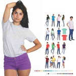 Custom Imprinted American Apparel T-Shirts For Men