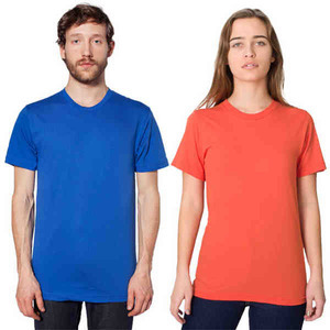 American Apparel T-Shirts For Men -