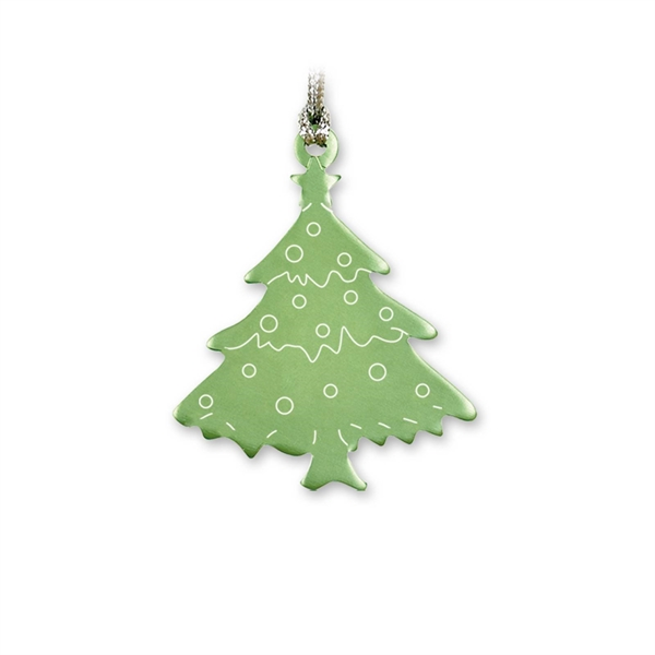 Christmas Ornaments - Christmas Tree Shaped Ornaments