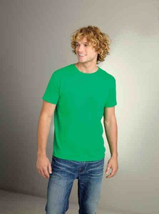Customized Green Color T-Shirts!