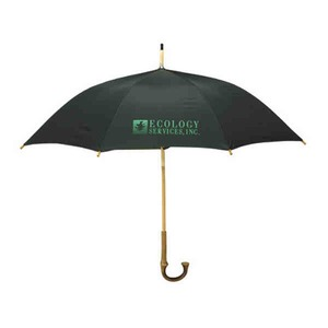 Custom Imprinted Green Environmentally Friendly Umbrellas