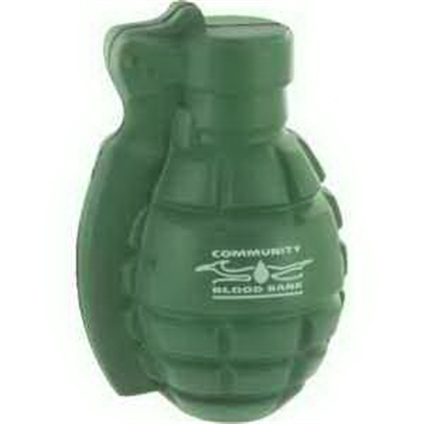 Marines Promotional Items - Marines Hand Grenade Stress Balls