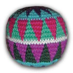 Custom Decorated Hacky Sack Footbags