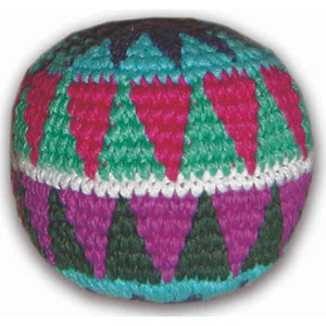 Custom Made Hacky Sack Footbags!