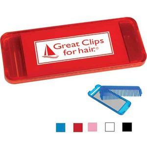Custom Imprinted Hair Brushes!
