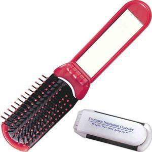 Custom Imprinted Hair Brushes
