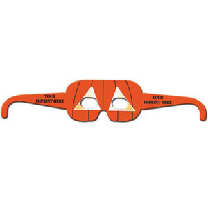 Halloween Themed Promotional Items - Halloween Holiday Paper Glasses