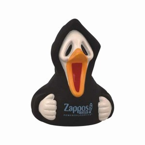 Custom Imprinted Halloween Scary Rubber Duck Toys