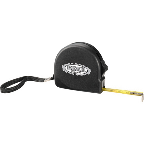 Custom Imprinted 1 Day Service Metal Tape Measures