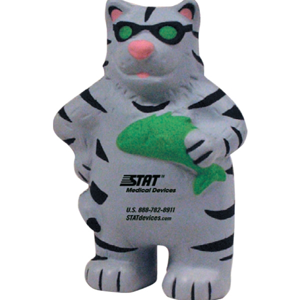Pet Themed Promotional Items - Cat Stress Reliever
