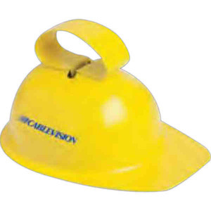 Ground Breaking Themed Items - Hard Hat Cowbells