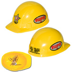 Custom Printed Hard Hat Paper Clip Caddys!