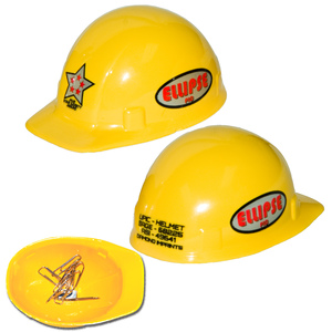Construction Hats - Hard Hat Paper Clip Caddys