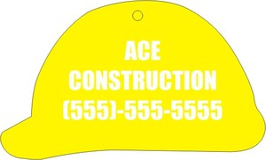 Construction Themed Items -