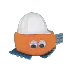 Safety Themed Weepuls - Hard Hat Wearing Safety Themed Weepuls