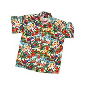 Custom Imprinted Hawaiian Dress Shirts