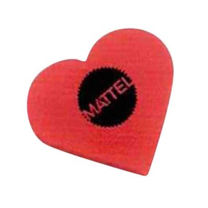Erasers - Heart Shaped Erasers