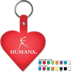 Key Tags - Heart Shaped Key Tags