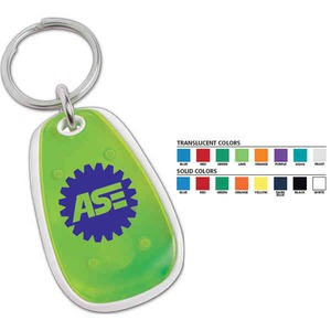 Custom Imprinted Heavy Duty Keytags For Under A Dollar