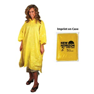 Custom Made Heavyweight Ponchos