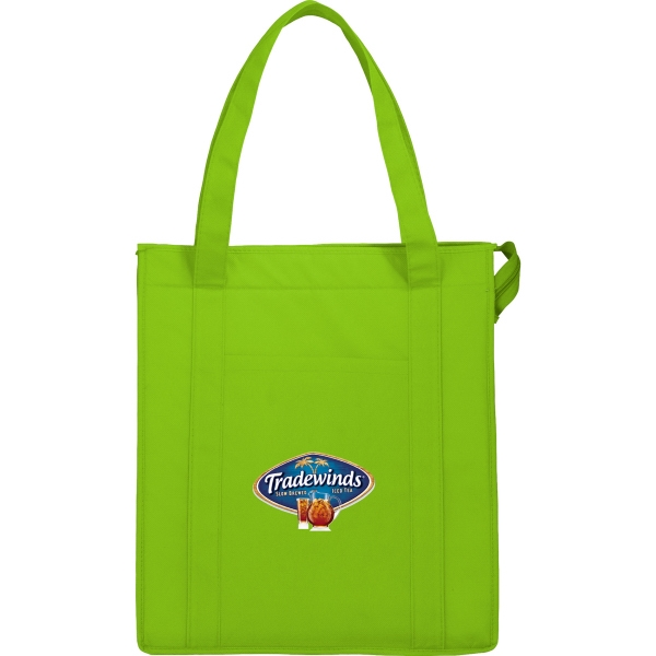 Custom Designed 1 Day Service Redwood Tote Bags!
