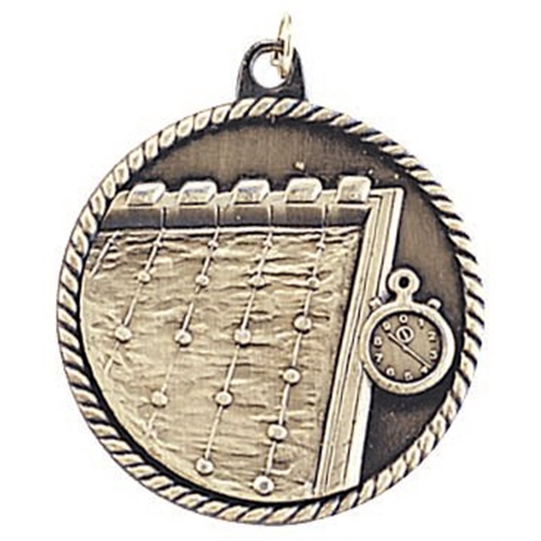Customized Softball High Relief Medals