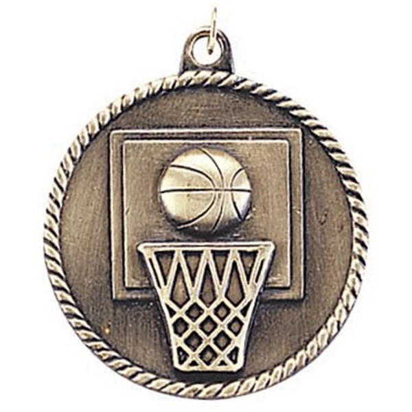 Basketball Medals -