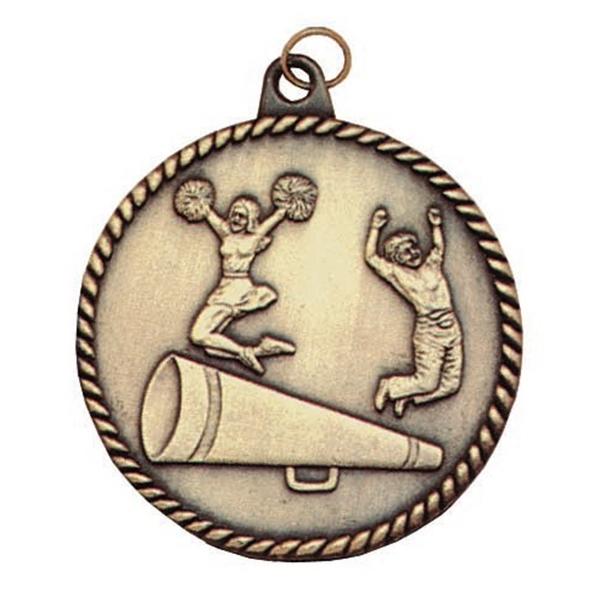 Cheerleading Medals -