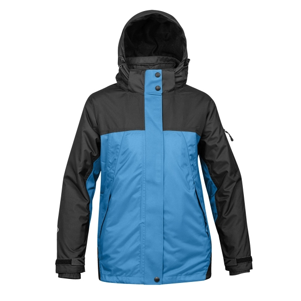 Custom Embroidered Stormtech Performance Outerwear Five In One Parka System Jackets!