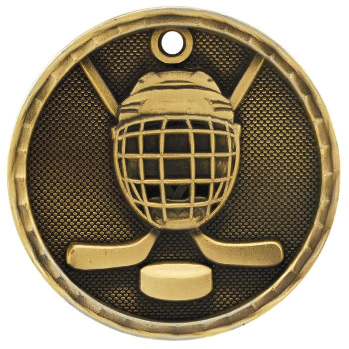 Hockey Medals -
